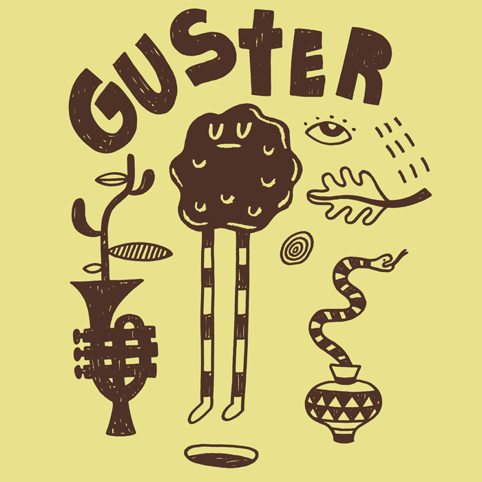 Guster T-Shirt
