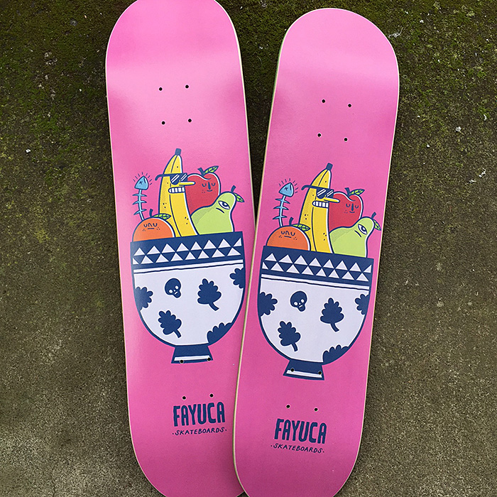 Fayuca Skateboards