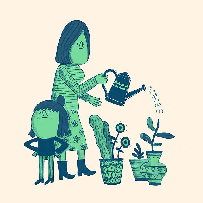 Motherhood Editorial