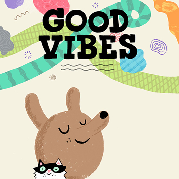 Good Vibes Children's Book