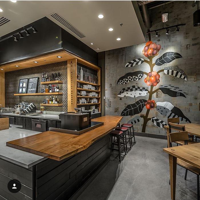 Starbucks Junction Mural